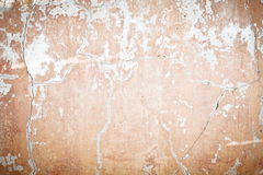 Old cracked wall Royalty Free Stock Images