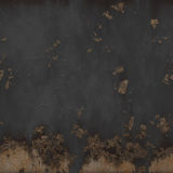 Old cracked wall background dark Stock Photo