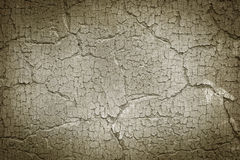 Old cracked wall Stock Photography