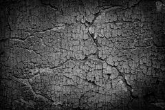 Old cracked wall texture Royalty Free Stock Photos