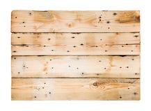 Old, cracked wood background Stock Photo
