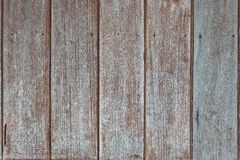 Old cracked wood texture Royalty Free Stock Images