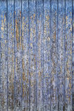 Old cracked wooden shutters Royalty Free Stock Images