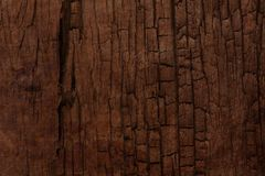 Old cracked wooden surface Royalty Free Stock Images