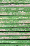 Old crackled painted wood surface Stock Image