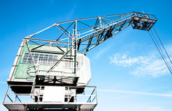 Old crane Royalty Free Stock Images