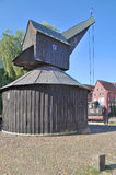 Old Crane,Lueneburg,Lower saxony,Germany Royalty Free Stock Images