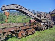Old crane Royalty Free Stock Photo