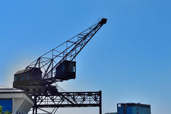 Old Crane Royalty Free Stock Photography