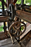 Old Crank Handle HDR Stock Photography