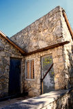 Old crimean limestone house Stock Photography