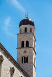 Old Croatian Bell Tower Royalty Free Stock Image