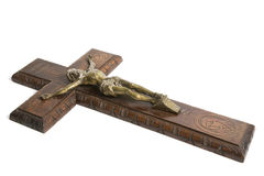 Old Crucifix Stock Images