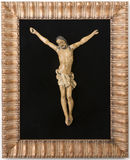 Old Crucifix Stock Photo