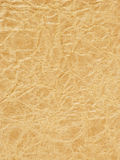 Old crumpled brown paper texture Royalty Free Stock Images