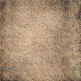 Old crumpled handmade paper background Royalty Free Stock Photos