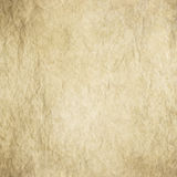 Old crumpled paper texture or background. Stock Photo