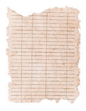 Old crushed brown paper Royalty Free Stock Photos