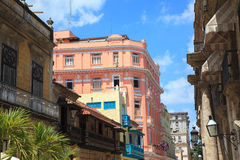 Old cuban building Stock Image