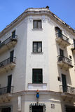 Old cuban building Stock Photos
