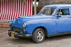 Old cuban car. Stock Photography