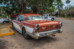 Old Cuban car Stock Photos