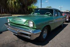 Old Cuban car Stock Photography
