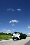Old cuban truck Royalty Free Stock Photography