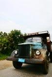 Old cuban truck Stock Photos