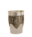 Old cup from silver Royalty Free Stock Images