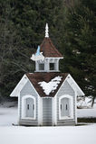 Old Cupola Bird House Stock Images