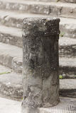 Old curbstone Royalty Free Stock Photos