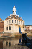 Old customs house king lynn. Royalty Free Stock Photo