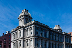 Old Customs House in Portland Maine Royalty Free Stock Photo