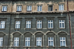 Old Czech Republic Architecture Royalty Free Stock Photo