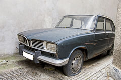 Old Renault  Stock Photography