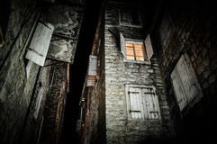 Old Dalmatian house Royalty Free Stock Image