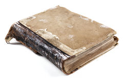 Old damaged Book Royalty Free Stock Image