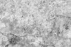 Old damaged weathered wall texture Stock Photography
