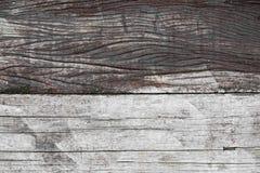 Old damaged wood background. The old damaged wood background Royalty Free Stock Images