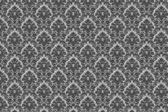 Old damask pattern Royalty Free Stock Image