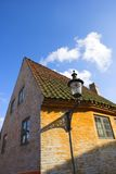 Old Danish house Stock Photo