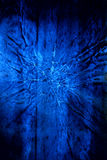 Old dark blue texture for your design Stock Images
