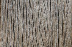 Old dark brown wood texture. Abstract background Stock Images