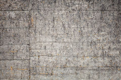 Old dark concrete wall background texture Stock Images