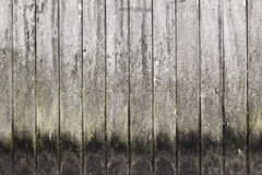 Old dark grungy wooden wall pattern Stock Photo
