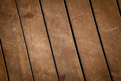 Dark planks background Stock Photography