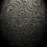 Old dark wallpaper Royalty Free Stock Photos