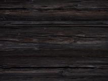 Old dark wood background with beautiful texture. royalty free stock photography
