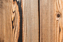 Old dark wood pattern Stock Photography